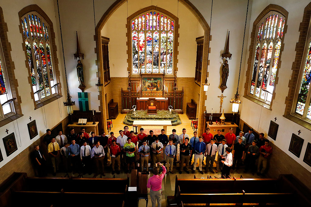 5 Important Life Skills Students Learn from a Catholic High School